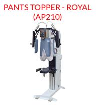 Pants topper / Semi Automatic
